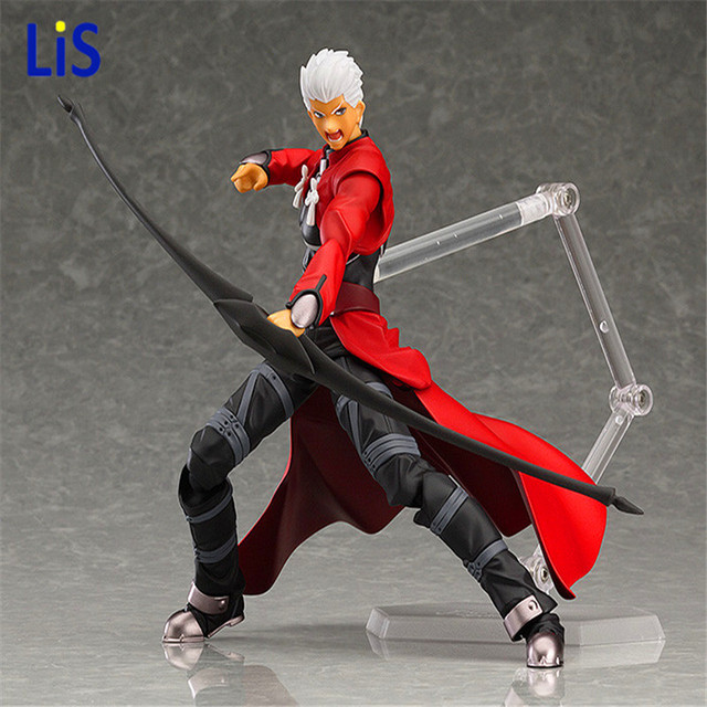 Anime figma 223 Fate/stay night Archer PVC Action Figure Collectible Model Toy 17cm Q042 1