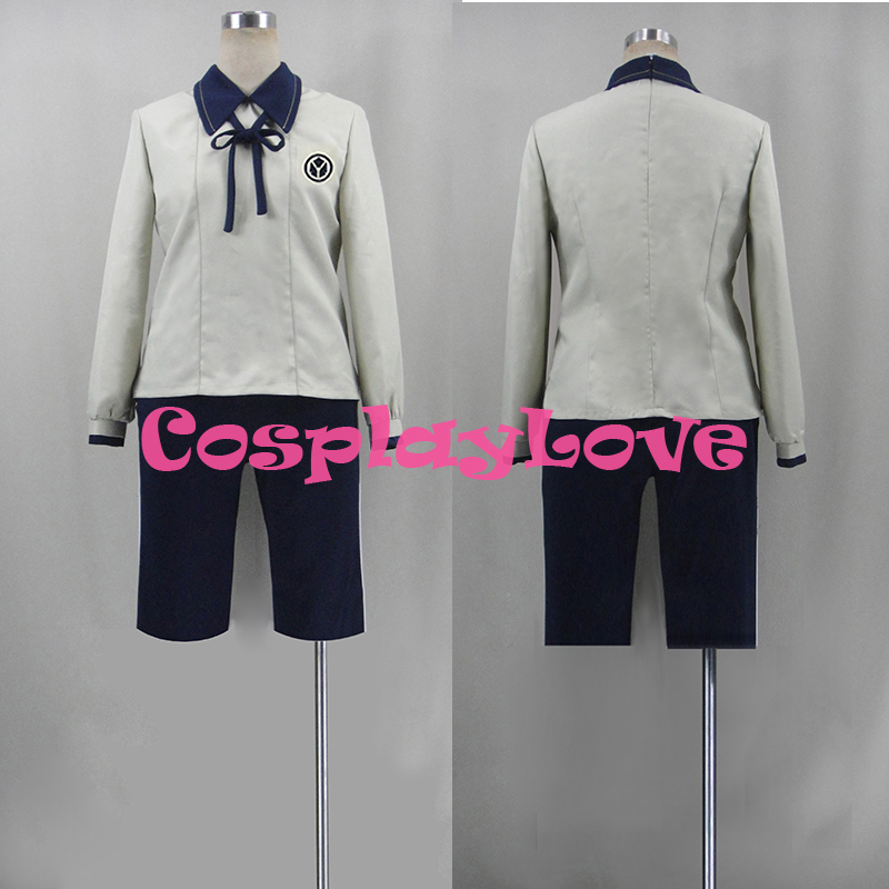 New Custom Made Japanese Anime Touken Ranbu Online Midare Toushirou Daily Uniform Cosplay Costume CosplayLove Halloween