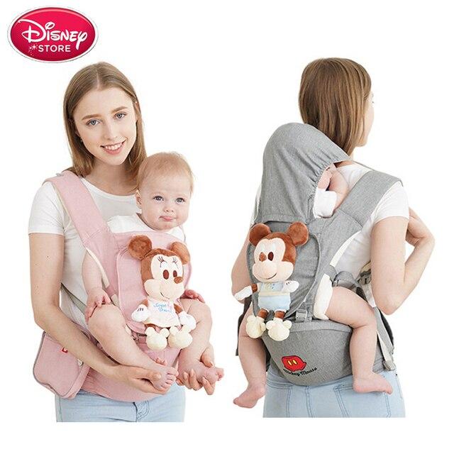Disney Baby Carrier Sling Pasgeborenen Zachte Baby Rugzakken Wrap Ademend Wrap Geboorte Comfortabele Verpleging Dekking voor Baby Care 1