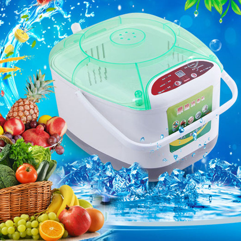 220V Household Fruit and Vegetable Disinfection Machine Automatic Ozone Washing Machine Decomposition Pesticide Sterilization 220v household fruit and vegetable disinfection machine automatic ozone washing machine decomposition pesticide sterilization