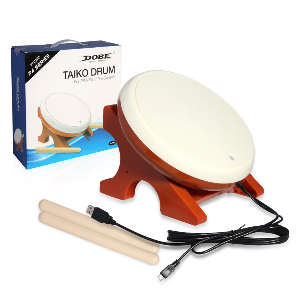 все цены на DC 5V 200mA TP4-1761 PS4 Taiko Game Musical Drum Controller For PS4 /PS4 Slim/PS4 Pro