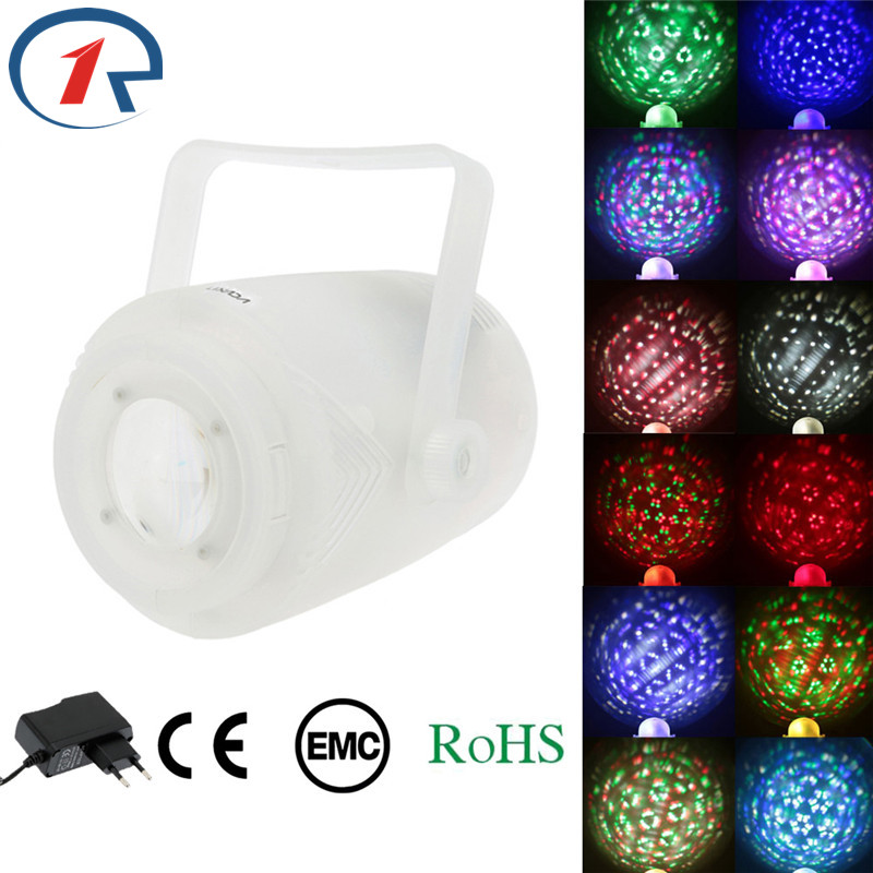ZiRight RGBWA Color Changing LED Stage Light Effect Auto Run Sound Activation IR Remote 5 LEDs 20W Gobo Lamp Disco lightingZiRight RGBWA Color Changing LED Stage Light Effect Auto Run Sound Activation IR Remote 5 LEDs 20W Gobo Lamp Disco lighting