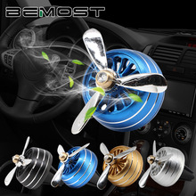 BEMOST Car Decoration Air Freshener Auto Air Vent Force 3 Diffuser Car Styling Solid Perfume Fragrance Air Conditioning Clip