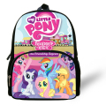 12inch mochila my little pony School Bag kids girls shoulder bag toddler boys infantil cartoon Backpack children kindergarten