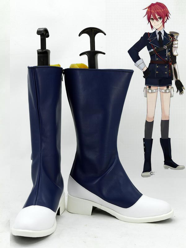 Touken Ranbu Online Gotoutoushirou Game Cosplay Boots Men Cosplay Costume Party Shoes Custom Made Boots