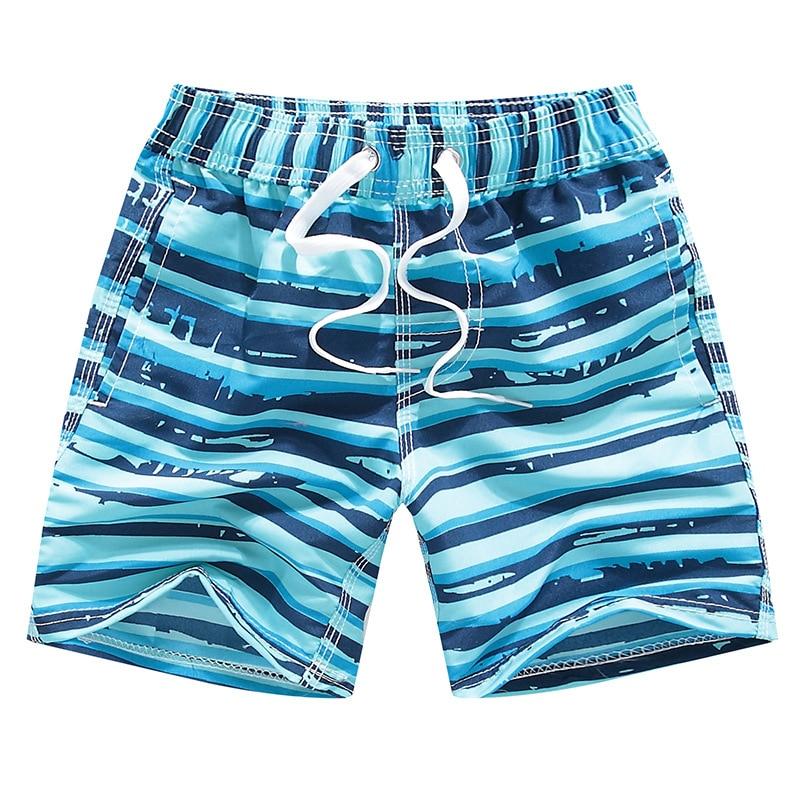 PPXX Summer Boy Shorts Beach Swimming Shorts Fast Dry Baby Boys Shorts Children Clothing Pants Swimwear Trunk Plus Size