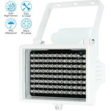 96 шт. светодио дный шт. LED s осветитель ИК инфракрасный свет Открытый водонепроницаемый ночное светодио дный видение помочь светодиодные лампы для камеры видеонаблюдения