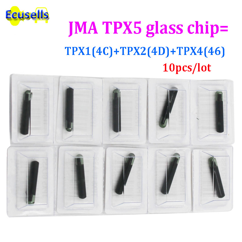 5PCS 10PCS Transponder Chip cloner TPX5 3 In 1 Include TPX1 TPX2 TPX4 for JMA TPX5