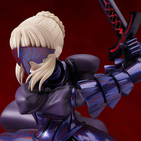 19cm Fate Stay Night Saber Sword fighting Action Figures PVC Collection Figures toys for christmas gift free shipping