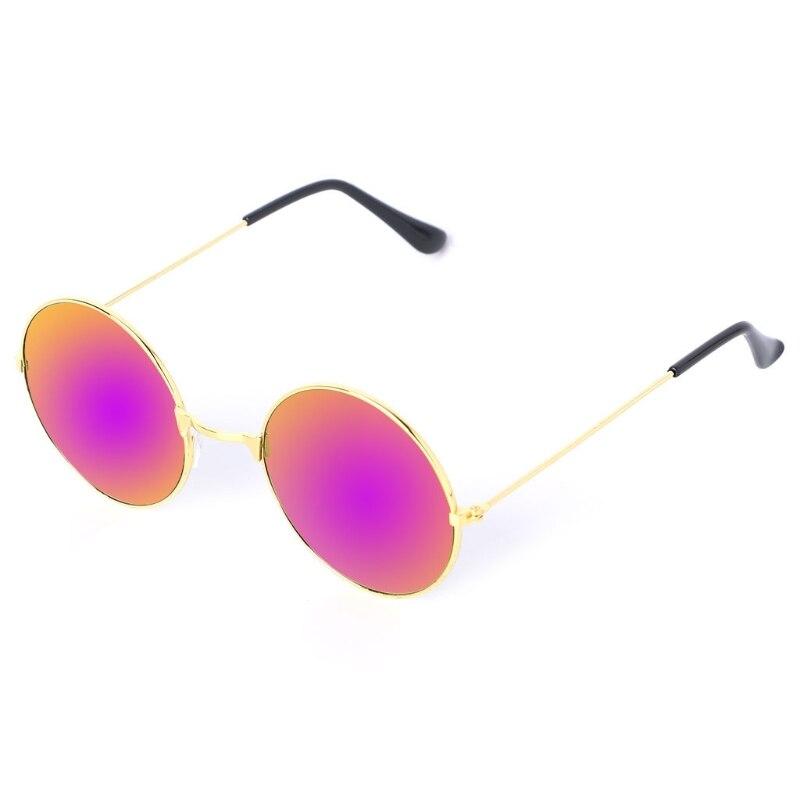 Мужские и женские универсальные очки для вождения автомобиля, анти-светильник, модные очки - Цвет: G