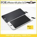 Grado aaa lcd para iphone 6 s plus pantalla para iphone 6 plus 5S 5G 5C Pantalla LCD Lente de Pantalla Táctil Digitalizador Asamblea partes