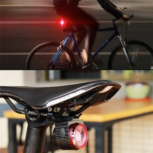 Cycling Flash Tail Light Lamp Multifunctional Bicycle Wirele