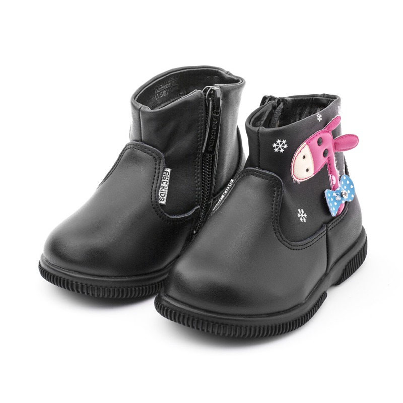 Deer Shose Children Girls Boots Leather Girls Winter Autumn Princess Ankle  Zip No slip Boots Toddler Spring Kids Shoes-in Boots from Mother   Kids on  ... 216138ee94f6