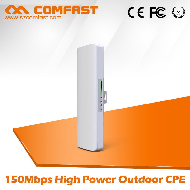 4pcs 150Mbps wifi access point CPE High Power Wireless bridge/ wifi repeater with12dBi Wifi antenna Receiver/transmitter wi-fi