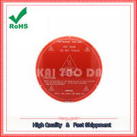 3D printer accessories PCB heating plate MK2Y round diameter 200mm heating hot bed insulation board