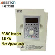 New Appearance Inverter! BEST Brand 1.5kw Inverter  converter  FC300 input 220V into 0 to 220V output 0-1000Hz output 7A цена