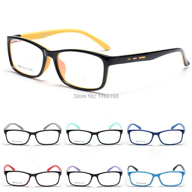 Moda vidros ópticos óculos crianças Crianças TR90 Óculos criança frame ótico design colorido de Borracha de Silicone 5028 7 cores