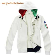 Brand aeronautica militare men jacket 2014 man hoodies,sweatershirt Men's Trench Outerwear Coat Air Force polo Jackets
