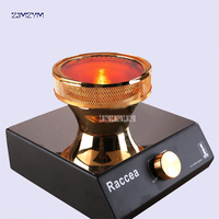 Siphon Coffee Machine Halogen Heating Wave Oven Infrared Light Furnace Heating Furnace Syphon Vacumm Coffee Brewer