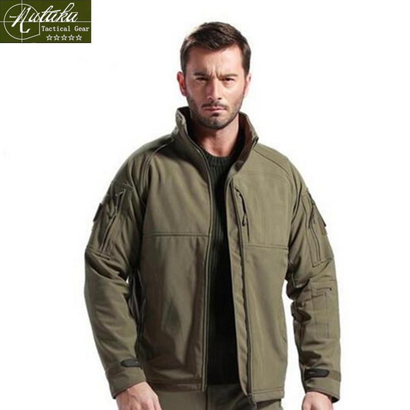 Popular Softshell Jacket Men Military-Buy Cheap Softshell Jacket ...