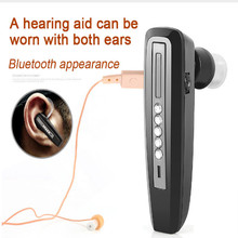 Bluetooth Hearing Aids Rechargeable Hearing Aid S-101 Earphones deaf Amplifiers listening device Micro hearing aids for elderly