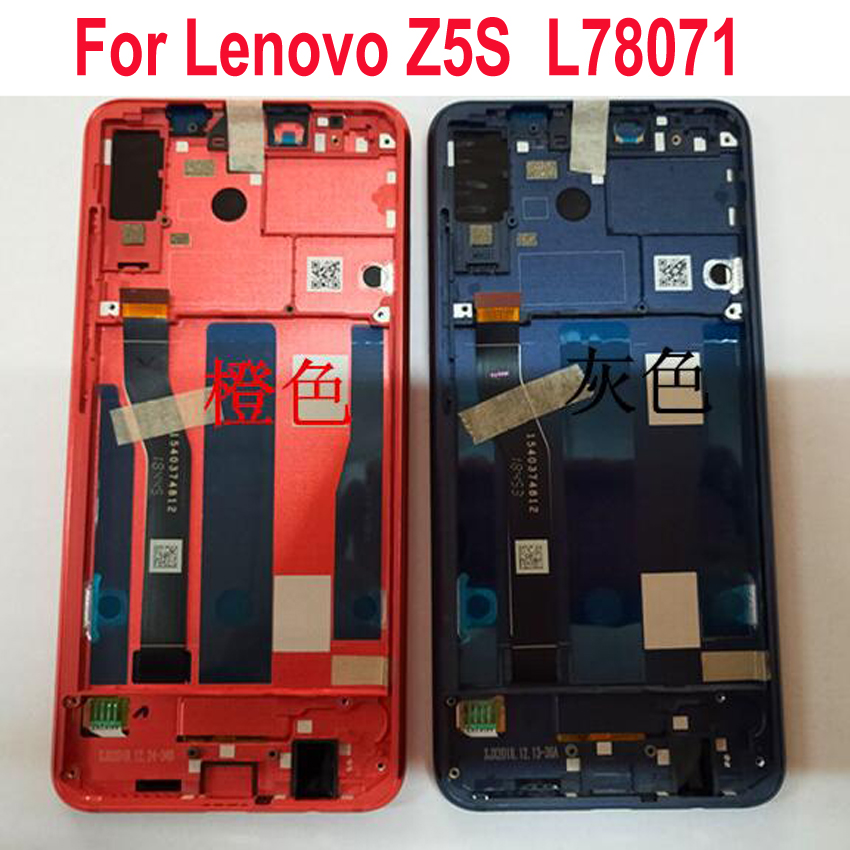 Original Best Working LCD Display Touch Panel Screen Digitizer Assembly With Frame For Lenovo Z5S L78071