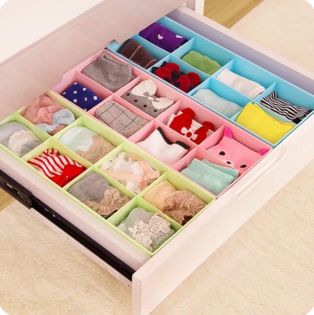 Grande bo te en plastique promotion achetez des grande - Organisateur tiroir sous vetements ...