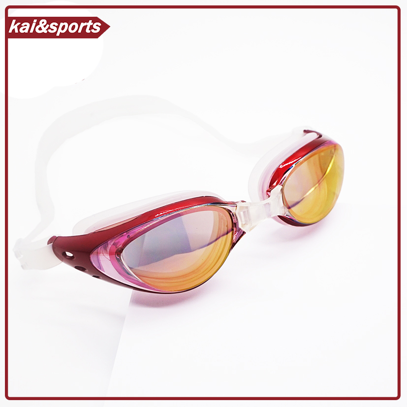 New Professional Anti-Fog/Breaking Swimming Glasses Silicone men women Goggles swim Eyewear Accessory