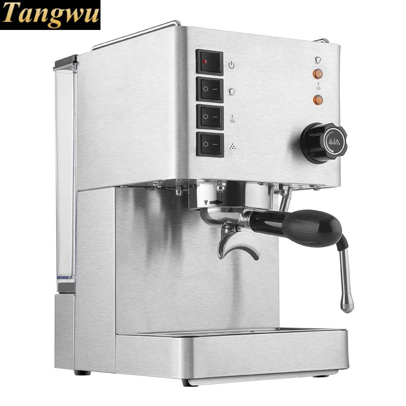 commercial espresso machine singlehead pump coffee boilerchina mainland - Commercial Espresso Machine