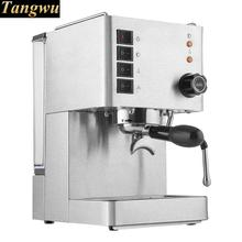 Commercial espresso machine single head semi automatic pump coffee boiler