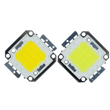 30W High power led chip light Full wattages high power white/warm white led diode for spotlight,indoor lamp