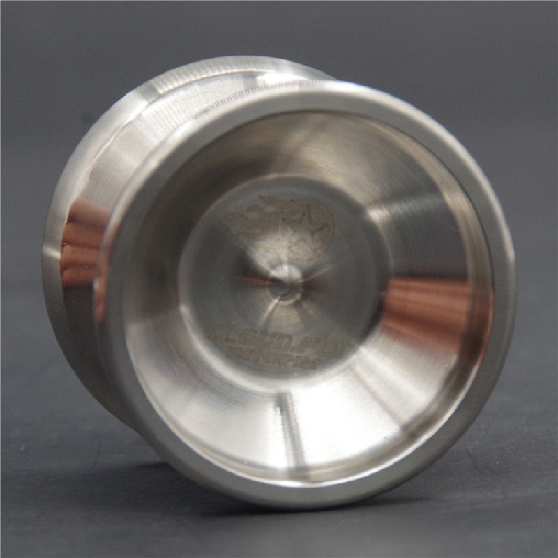 Nouvelle arrivée EMPIRE CloudFly YOYO acier inoxydable yo-yo métal Yoyo haute précision pour les jouets professionnels yo-yo joueur classique