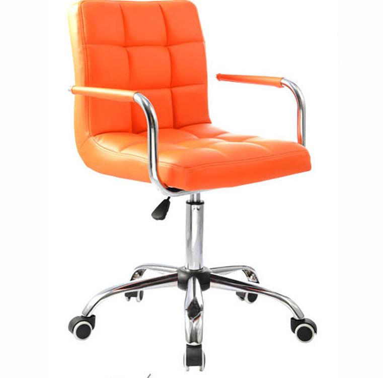 Simple Modern Fashioin Portable Office Chair Adjustable Lifting Home Office Computer Chair Multi Colors Staff Chair