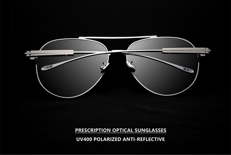 d4ba72b4205 KD-39 A KD-39 B KD-39 C KD-0838 (18). Myopia Presbyopia Optical Polarized  UV400 CR-39 Lenses. Men Optical Sunglasses ...