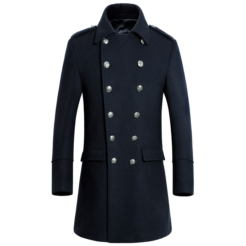 Popular Warm Pea Coats-Buy Cheap Warm Pea Coats lots from China