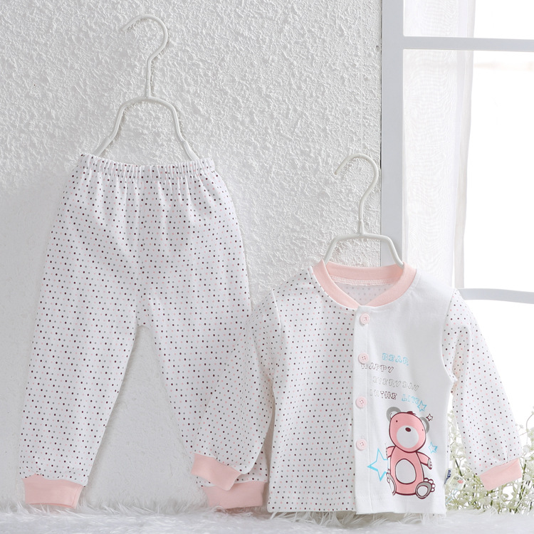 Baby Boy Clothes Baby Girl Clothing Set Infant Clothing Toddler Boys Clothing Set Baby Girl Outfit 2018 New Fashion Cotton Print