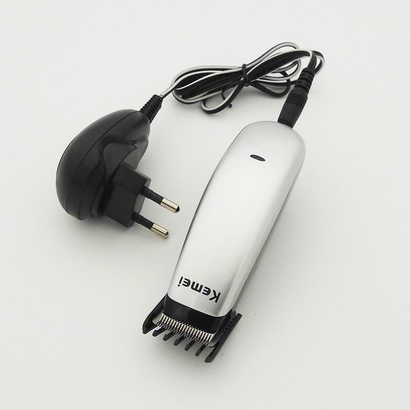 Mini Máquina Elétrica de Cortar cabelo aparador de pelos e Barba