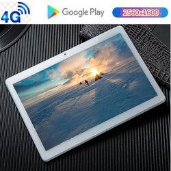 CARBAYTA CP10 10 дюймов планшеты ПК 10 ядер 128 Гб ПЗУ Две сим-карты 8,0 МП gps Android 9,0 google ips планшет 4G LTE стеклянная задняя крышка