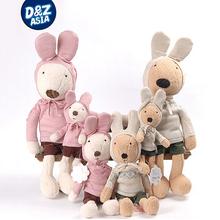 Long-sleeved hooded sweater rabbit models lesucre sugar bunny factory wholesale doll toy
