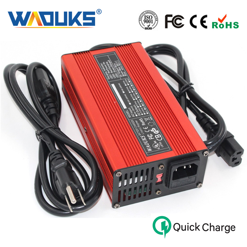 29.2V 5A LiFePO4 battery charger For 24V LiFePO4 lectric bike Scooter charger wheelchair charger golf cart charger-in Chargers from Consumer Electronics    1