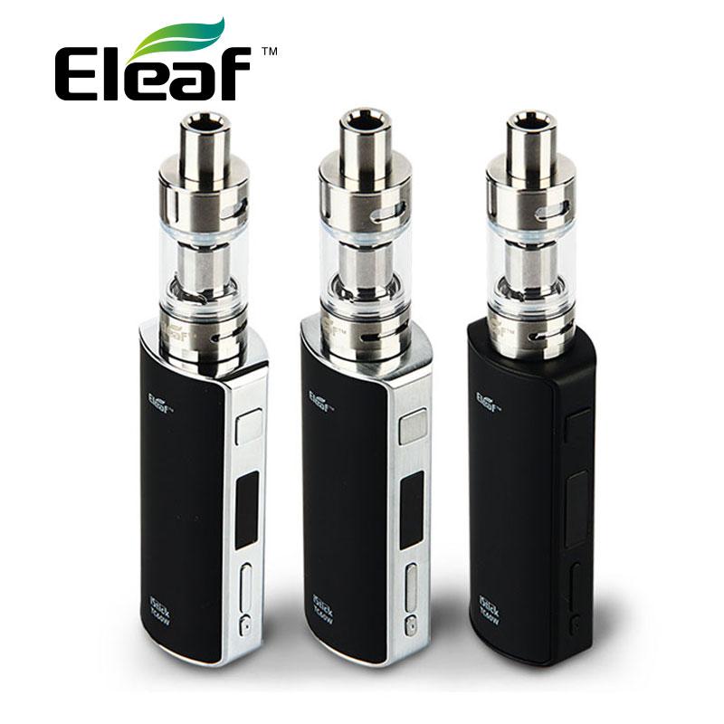 100% Original 60W Eleaf iStick Kit with Eleaf Melo 2 Tank 4.5ml Atomizer and Eleaf istick TC60W BOX Mod Electronic Cigarette