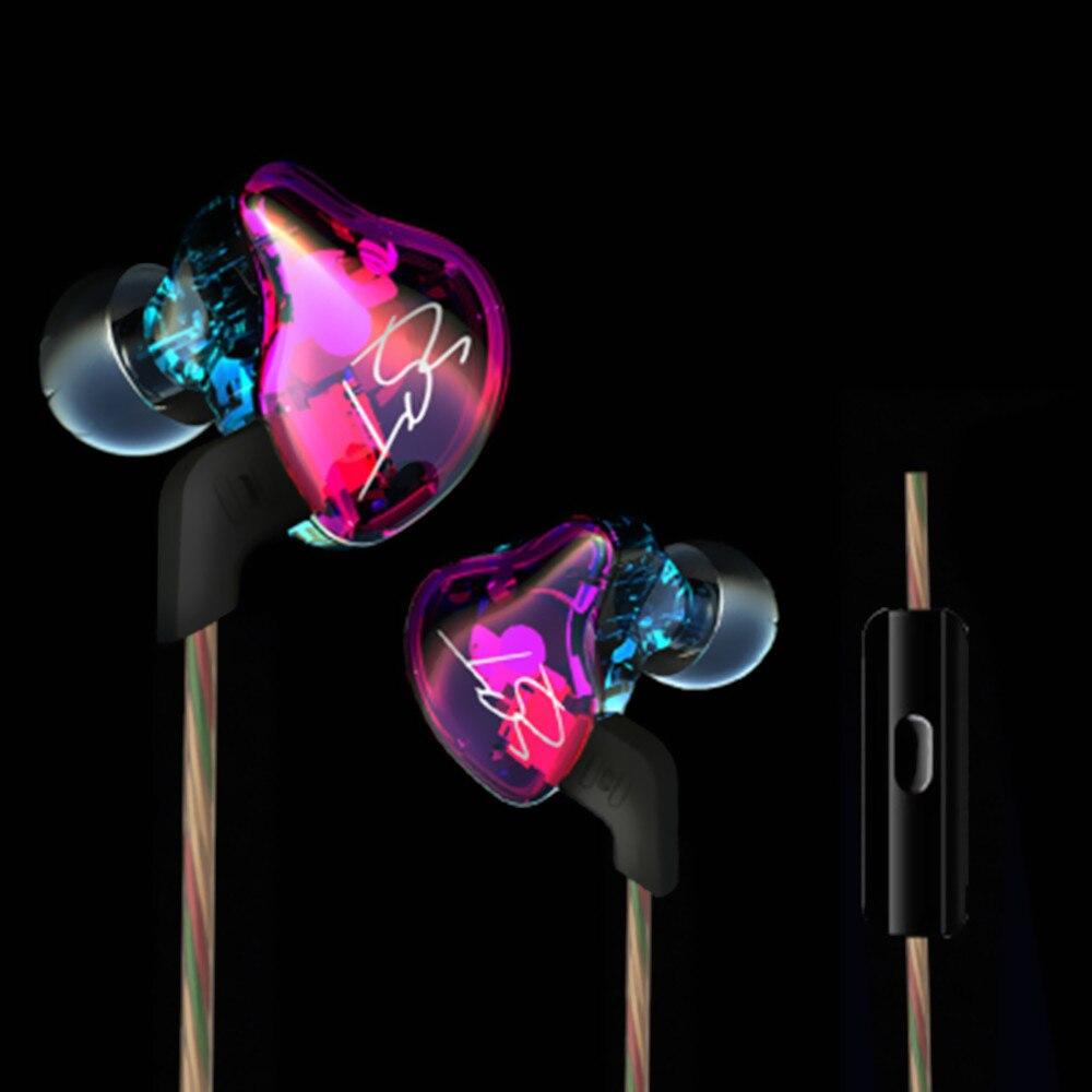 Hot Selling KZ ZST Pro In Ear Earphone 1DD+1BA Hybrid Drive HiFi Earphone Running Sport Earphones Monito Earphone Earplug