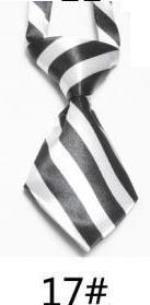 Модный галстук с принтом для мальчиков; Детский галстук; маленький галстук - Цвет: 17