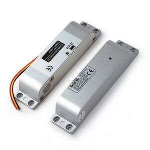 Image 1 - 木製ゲートドア電気ほぞdc 12ボルトフェイルセーフ電気ドロップボルトロック用ドアアクセス制御セキュリティロックドアシステム