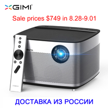 XGIMI H1 4K Projector 1920×1080 Full HD Projector Hifi Home Theater Android 5.1 Bluetooth