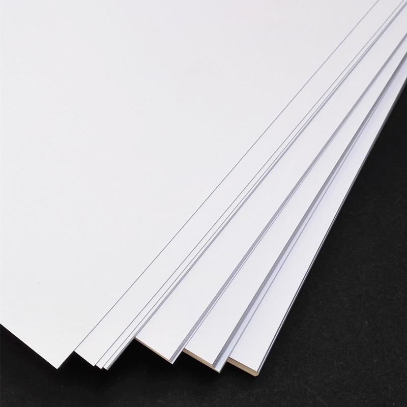 50pcs free shipping A4 size 21x29.7cm White paper 370gsm paper board, paper card board DIY model wedding party decorations