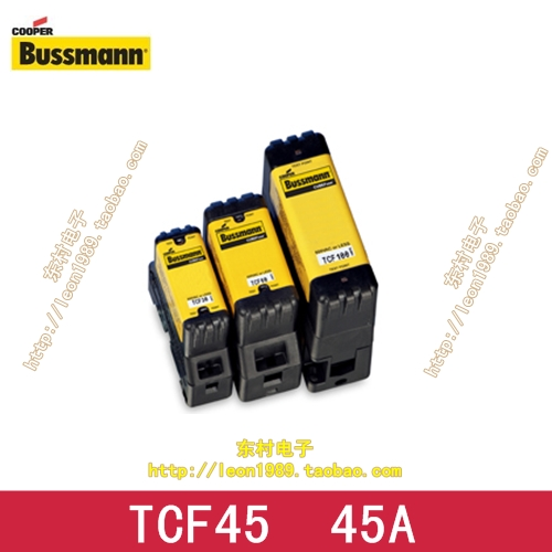 [SA]United States BUSSMANN fuse TCF 45 45A TCF40 40A TCF 30 30A 600V fuse
