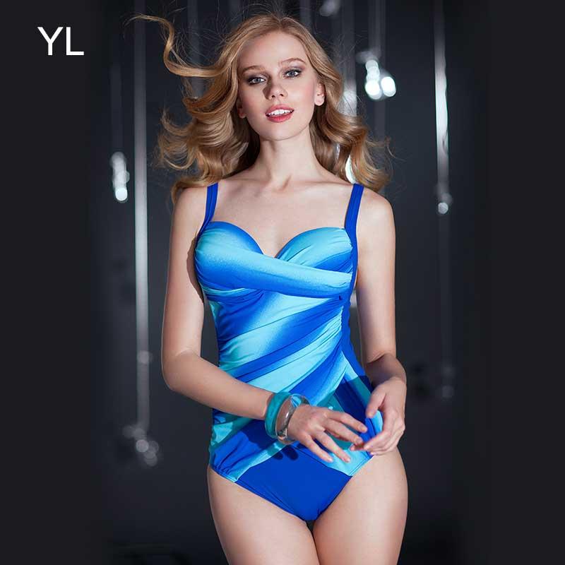 2018 New Arrivals One Piece Swimwear 3D Print Slim Design Women Swimsuit Bodysuit In Hot Sale