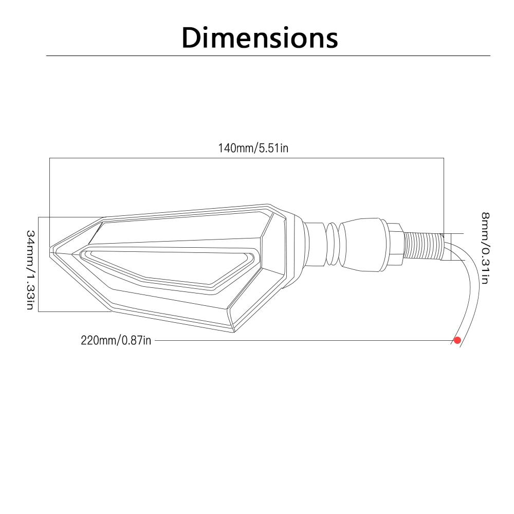 medium resolution of motorcycle turn signals light black amber 12 led tail lights for suzuki sv 650 sv650 sv650s aprilia pegaso tl1000s on aliexpress com alibaba group