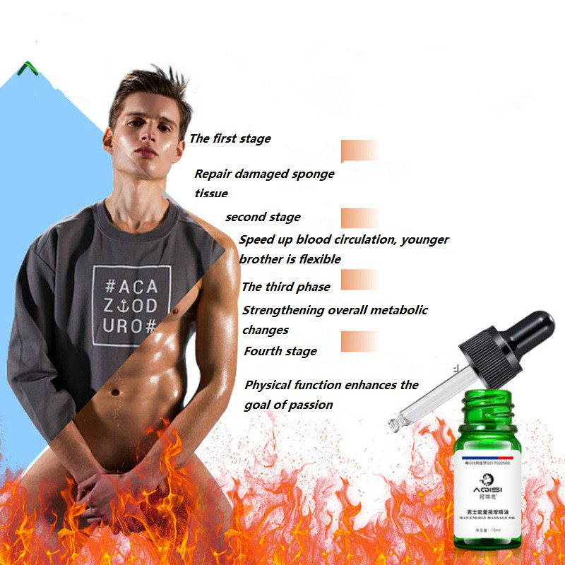 10ML Sex aphrodisiac for man big dick penis enlargement oils cock permanent thickening increase xxl enlargers viagra pills